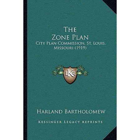 The Zone Plan : City Plan Commission, St. Louis, Missouri (1919)](Party City Saint Louis Missouri)