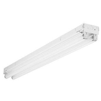 - Cooper Lighting - AllPro - APSNS232 - 2 Lamp - 48 Inch - T8 - Strip Fixture