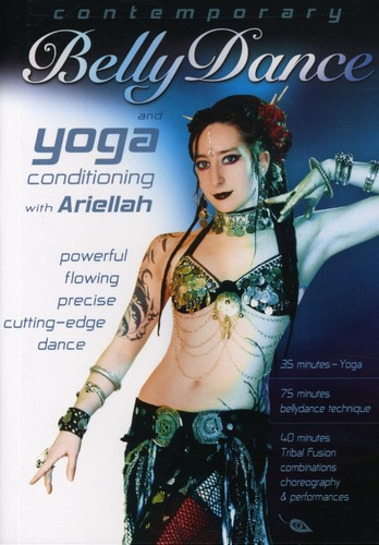 Contemporary Bellydance and Yoga Conditioning by Stratostream