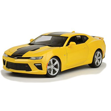 New 1:18 W/B SPECIAL EDITION - Yellow 2016 Chevrolet Camaro SS Diecast Model Car By Maisto, Chevrolet (Chevy) By Special Edition (1964 Chevy Impala Ss Lowrider For Sale)