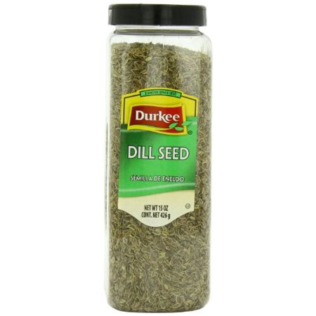 Durkee Whole Dill Seed, 15 Oz (Durkee Seed)