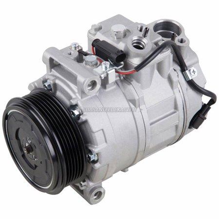 (AC Compressor & A/C Clutch For Mercedes E320 S430 S500 CL55 GL450 ML350 R350)