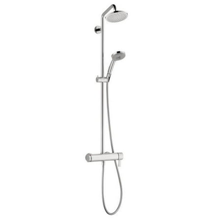 PVB Showerpipe, Chrome ()