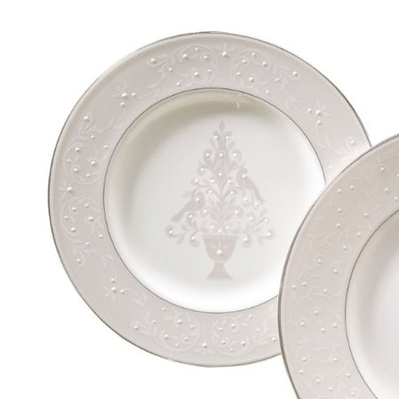 Lenox Opal Innocence Tree Accent Plate ()