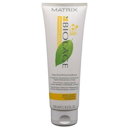 Matrix Biolage Deep Smoothing Conditioner 8.5 fl Oz Biolage Deep Conditioner
