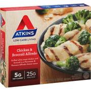 Atkins Chicken & Broccoli Alfredo 9 oz. Box