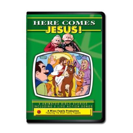 Here Comes Jesus! DVD : Bible Stories for Children](Jesus And Children)