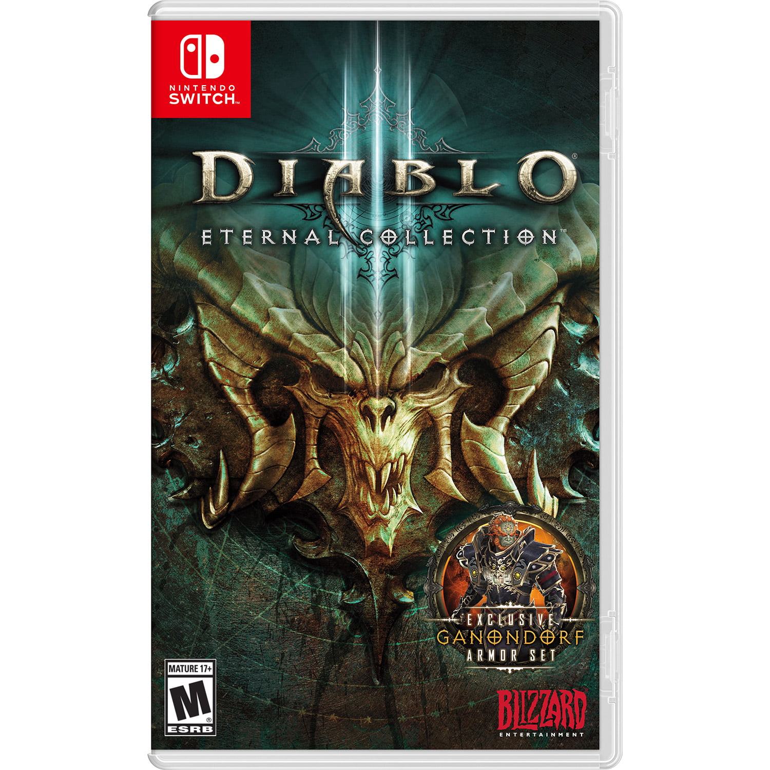 Diablo III Eternal Collection, Blizzard Entertainment, Nintendo Switch, 047875883437