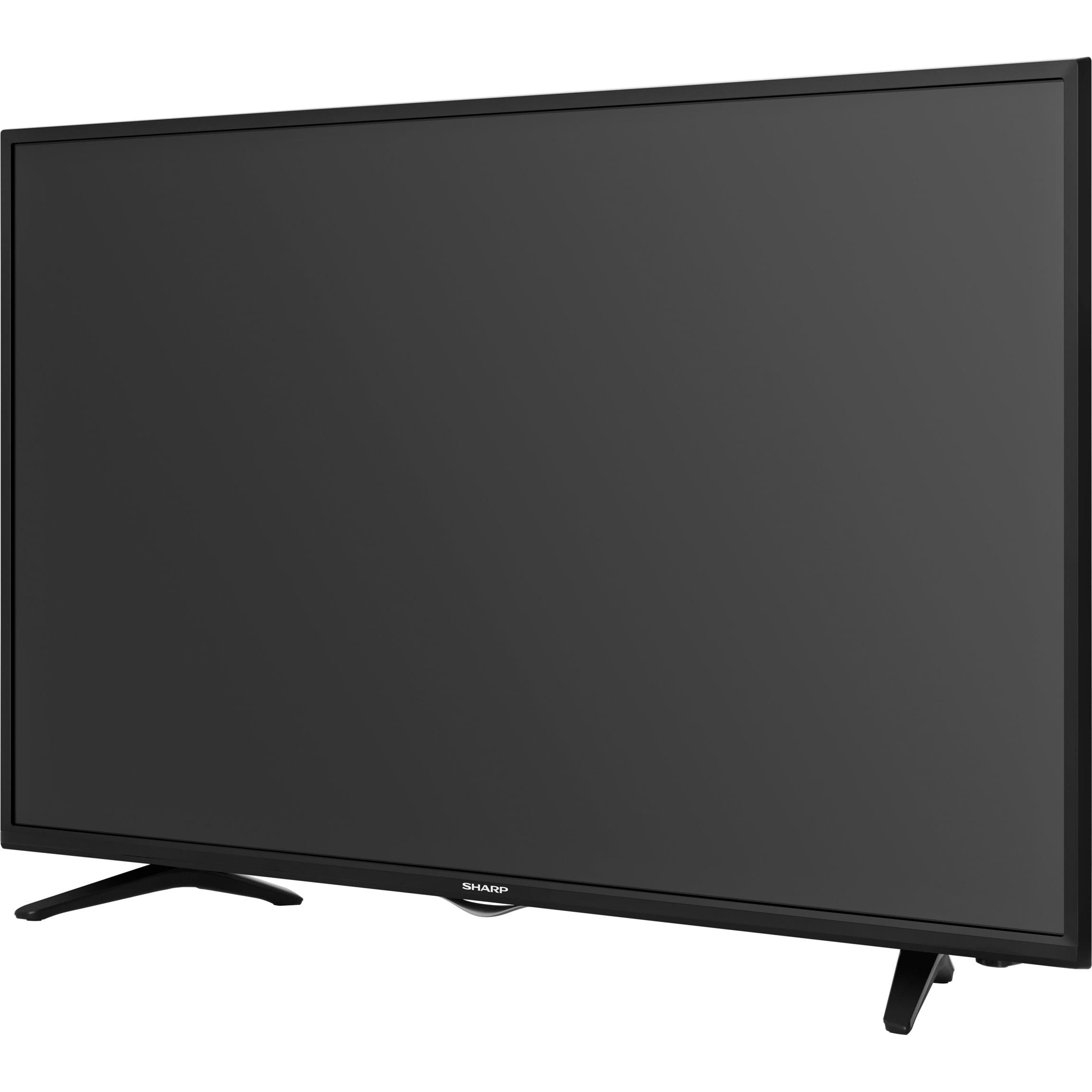 Refurbished Sharp 43'' Class FHD (1080P) Smart LED TV (LC-43P5000U) by Sharp