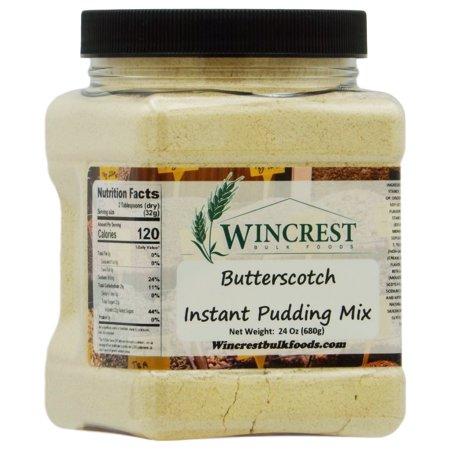 Butterscotch Instant Pudding Mix - 1.5 Lb (Butterscotch Pudding)