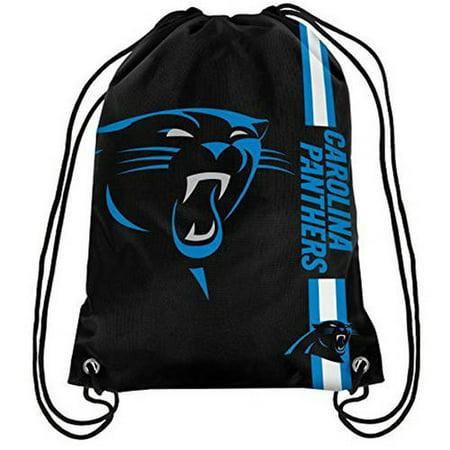 NFL Carolina Panthers Drawstring Backpack - Walmart.com