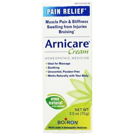 3 Pack - Boiron Arnicare Cream Homeopathic Medicine 2.50 oz