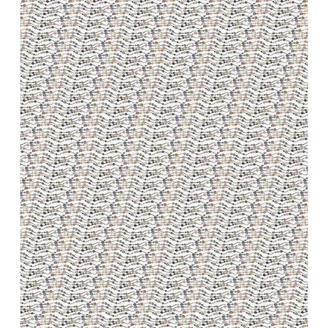 Decoupage Papers 13.75 x 15.75 in. 3 Pack - Natural Pebble Chains