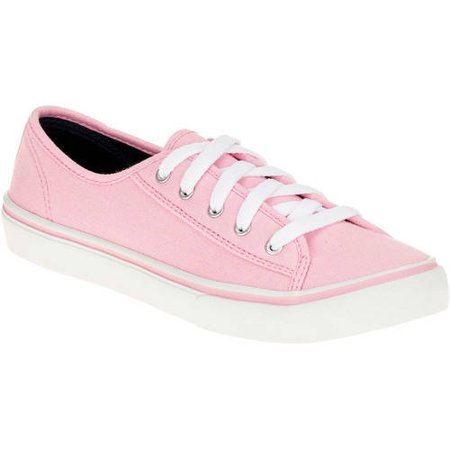 Faded Glory Women's Low top Lace-up Sneaker