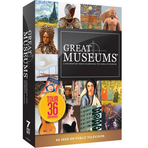 Great Museums by PBS HOME VIDEO