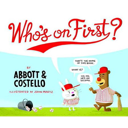 Who's on First? - eBook