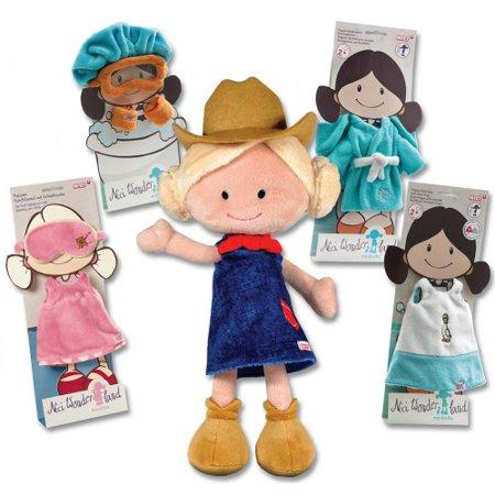 Nici Wonderland: MiniClara Cowgirl Set