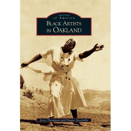 Black Artists in Oakland