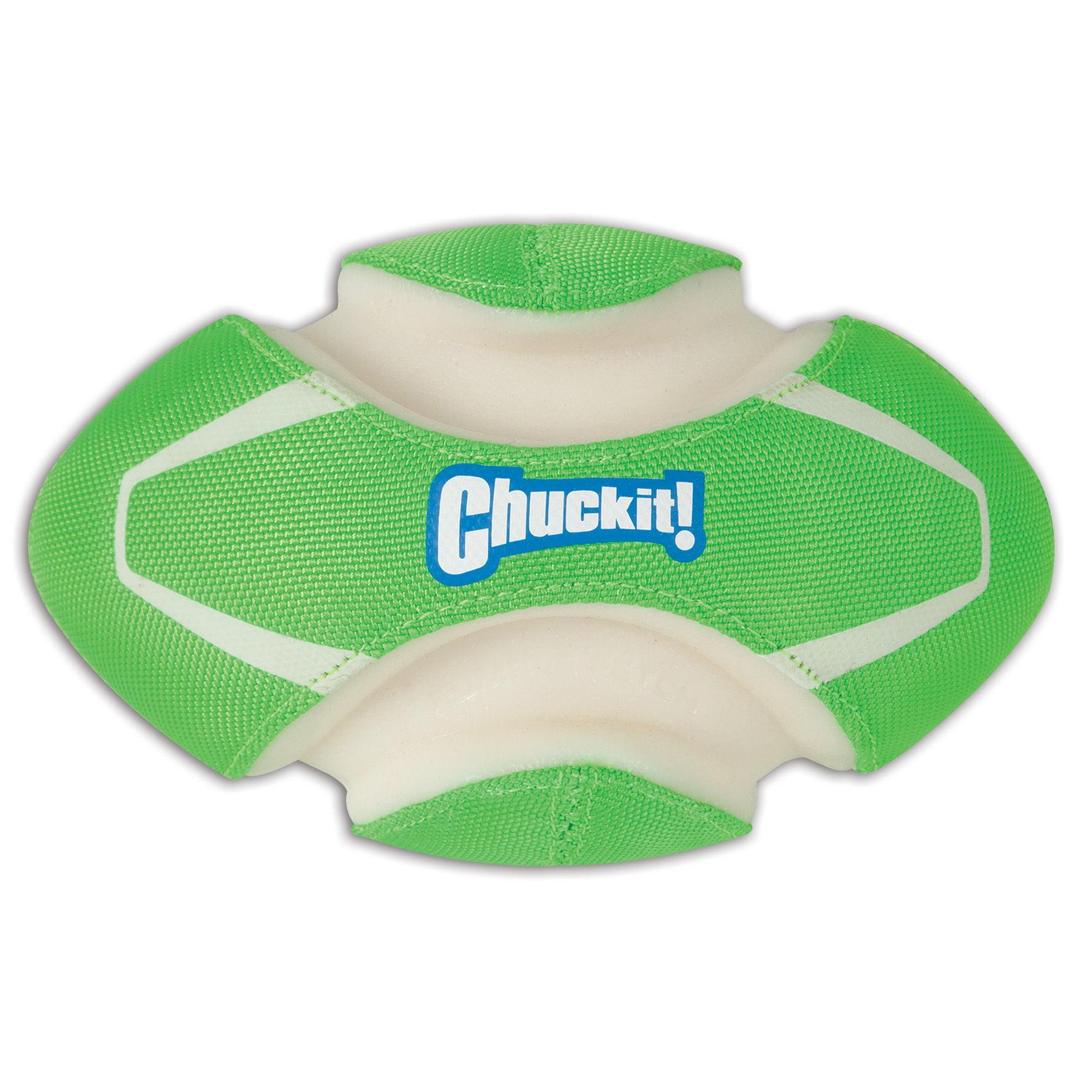 Chuckit! Fumble Fetch Max Glow Dog toy