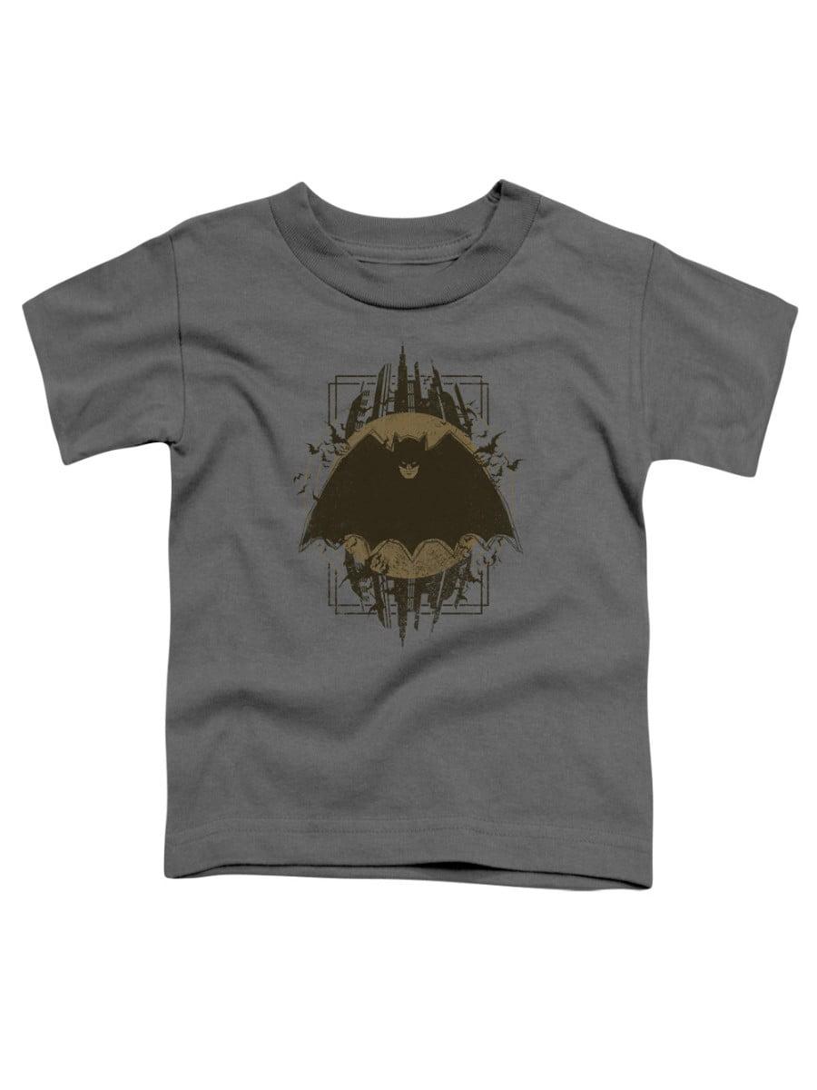 Toddler: Batman- Gotham City Crest Baby T-Shirt