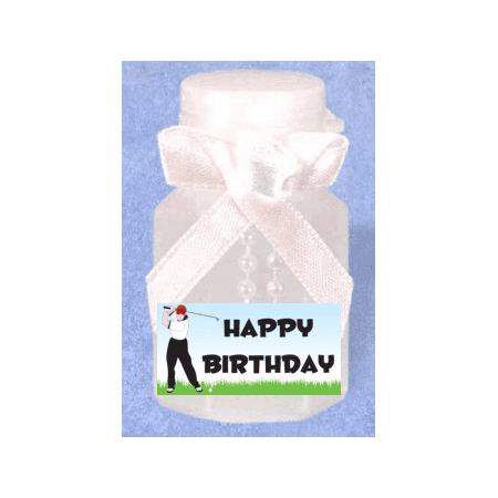 Golf 12pack Mini Bubble Favors - Golf Favors Ideas