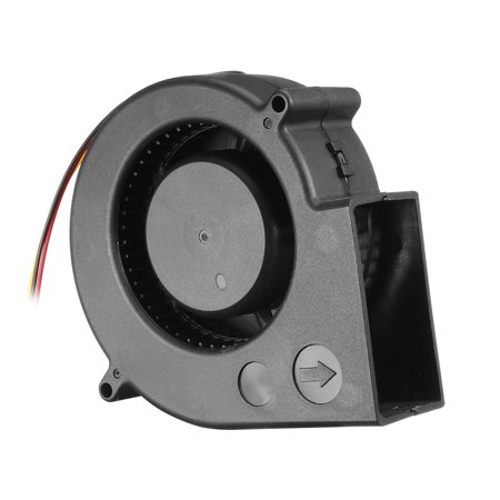 Unique Bargains YY9733H12B DC 12V 0.8A 97x97x33mm Brushless Blower Cooling Fan for Computer