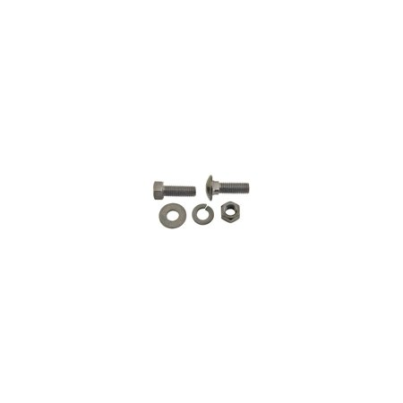 Ford Panel Delivery Truck (MACs Auto Parts  32-15104 Running Board Bolt Kit - Ford Pickup & Panel Delivery)