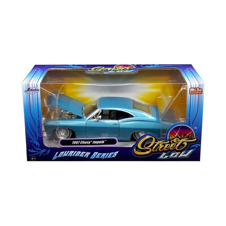 1967 Chevrolet Impala Blue
