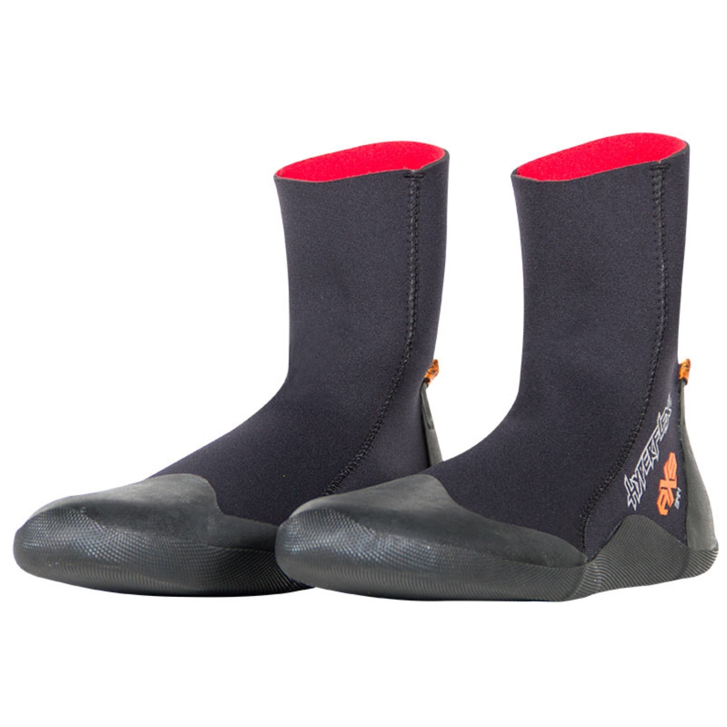 Hyperflex Access 5mm Round Toe Boots (6) by Hyperflex Surf Wetsuits