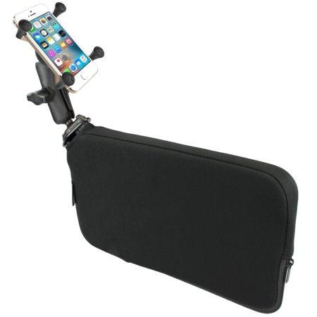 RAP-B-407-UN7U RAM Seat Tough-Wedge Mount w/ X-Grip Phone Holder