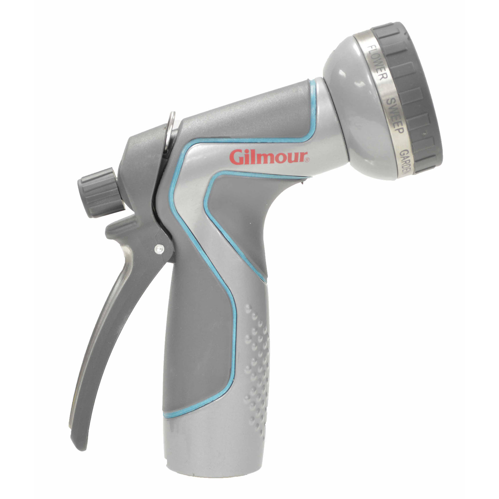 Gilmour 400GWR 8-Pattern Pisol Grip Nozzle