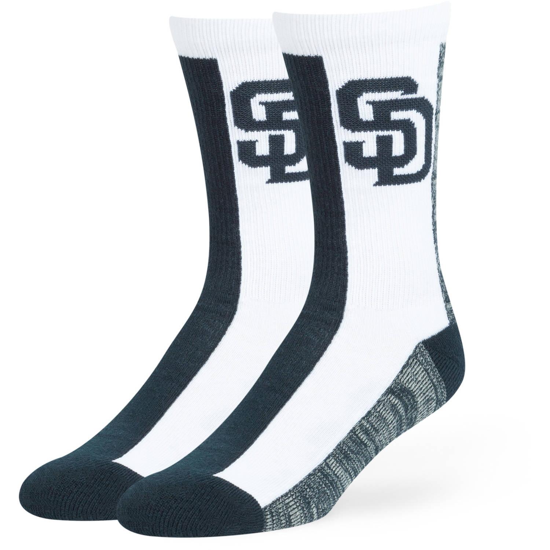 MLB San Diego Padres Everett Crew Socks - Fan Favorite