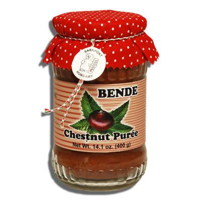 Chestnut Puree (Chestnut Puree (Bende) 14.1oz)