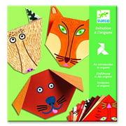 Djeco : Origami / Animals (Bilingual)