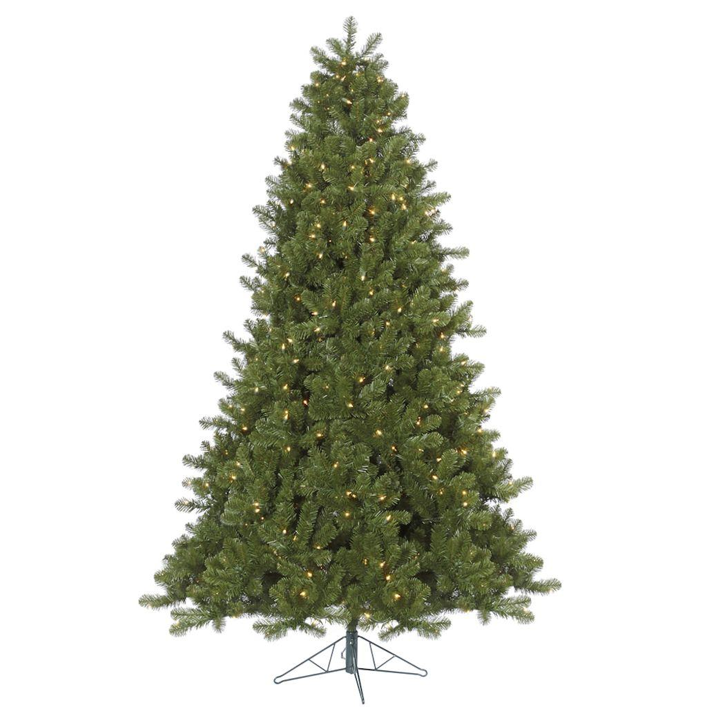 "Vickerman 309720 - 15' x 100"" Ontario Spruce 3,200 Clear Lights Christmas Tree (A138696)"
