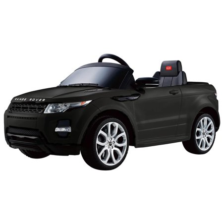 range rover evoque licensed 12v electric kids ride on car mp3 rc remote control