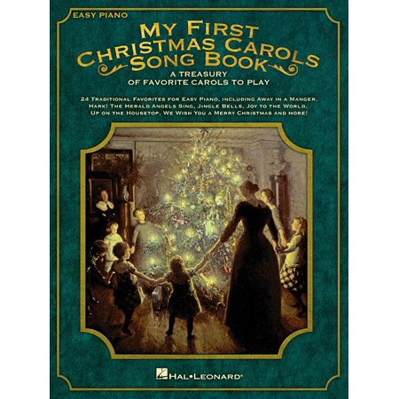 My First Christmas Carols Song Book : A Treasury of Favorite Carols to - Halloween Songs Set To Christmas Carols