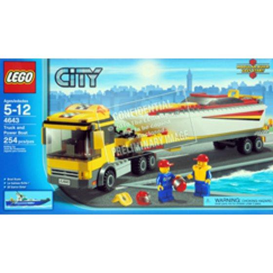 Lego City Boat Transporter Instructions Best Transport 2018