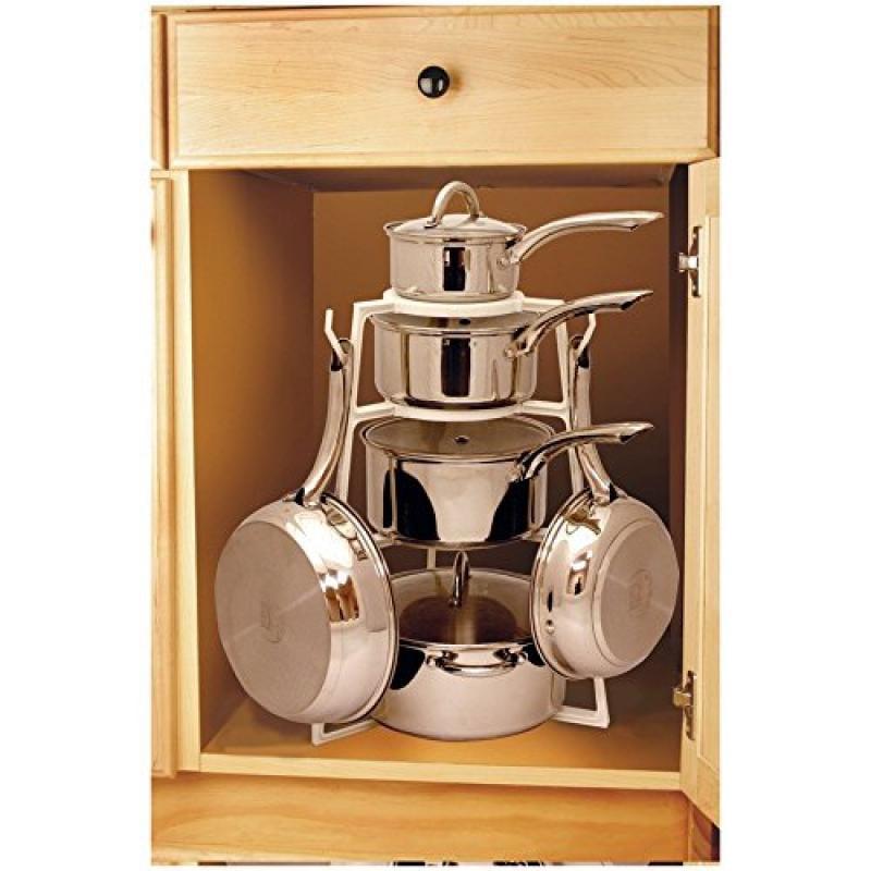 Range Kleen PTP01 Pan Tree Cookware Organizer