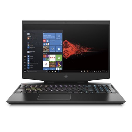 HP OMEN Laptop 15-dh1020nr 15.6u0022 With Intel Core i7-10750H 8GB DDR4 512GB SSD Windows 10 Home Laptop