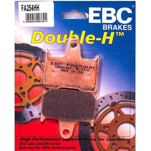 EBC Double-H Sintered Brake Pads Rear Fits 04-05 Suzuki GSXR750