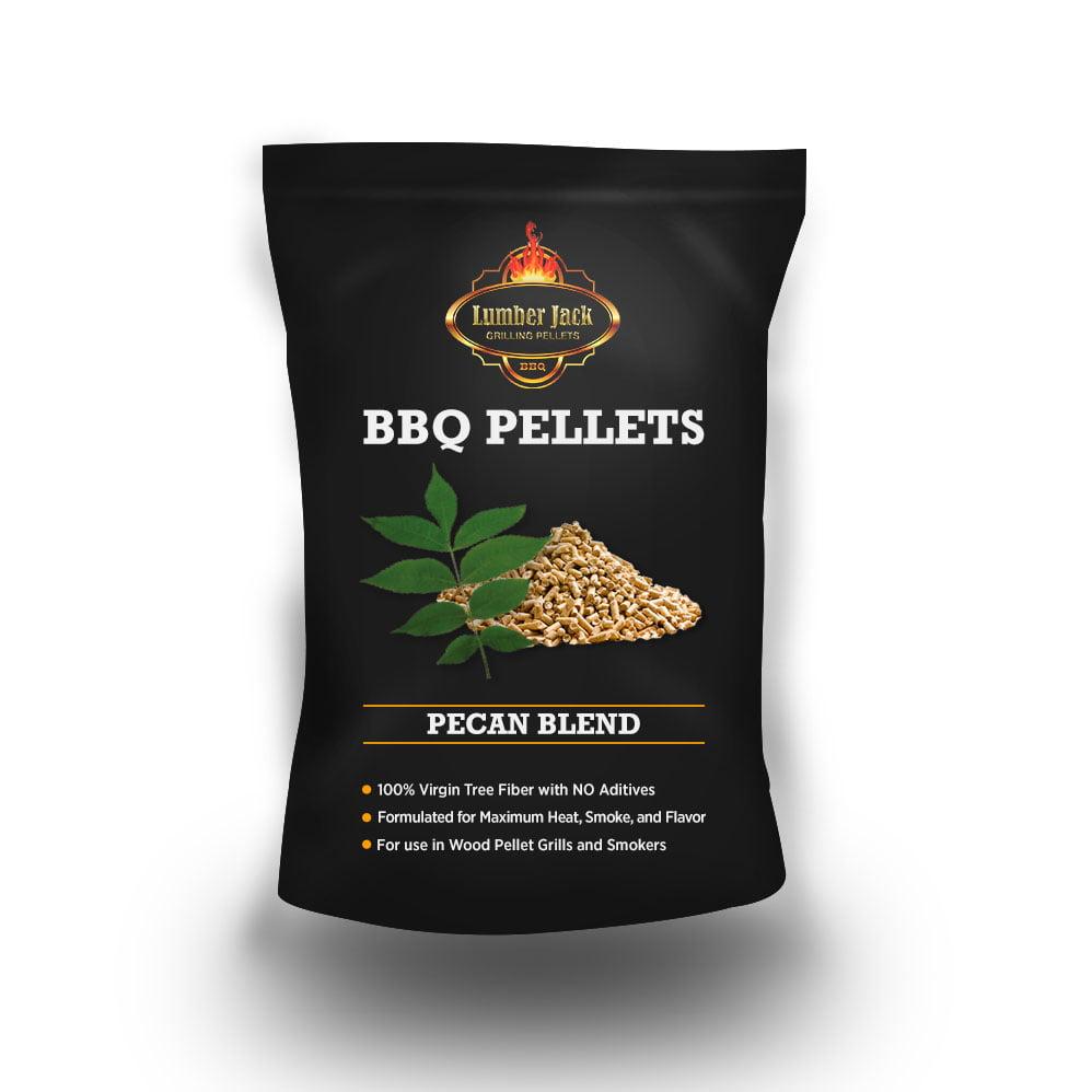 Lumber Jack Pecan Blend BBQ Grilling Pellets