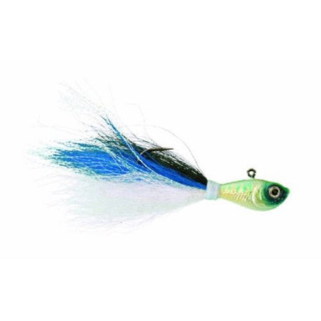 SPRO Fishing Bucktail Jig, 6 oz, 1 Pack