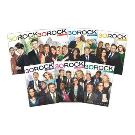 30 Rock DVD: The Complete Series](30 Rock Halloween Episodes)