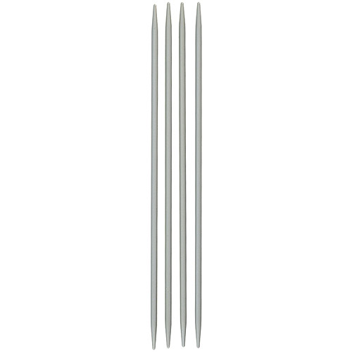 """Quicksilver Double Point Knitting Needles, 10"""", 4-Pack, Size 10"""