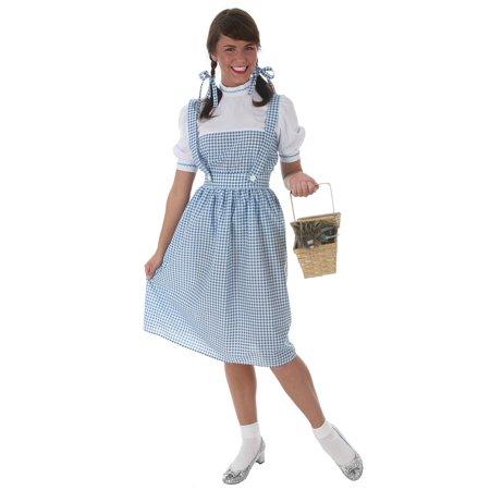 Adult Plus Size Kansas Girl Costume - Beer Girl Costume Plus Size