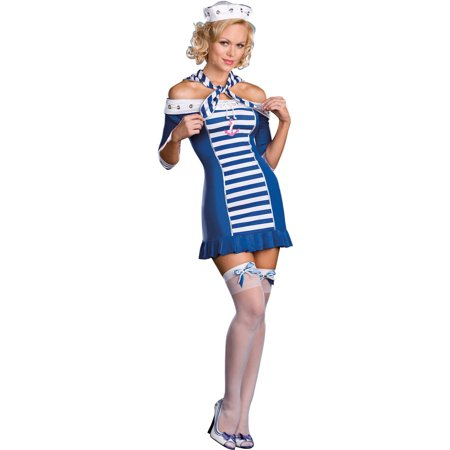 Ship-Shape Sweetie Women's Adult Halloween Costume for $<!---->