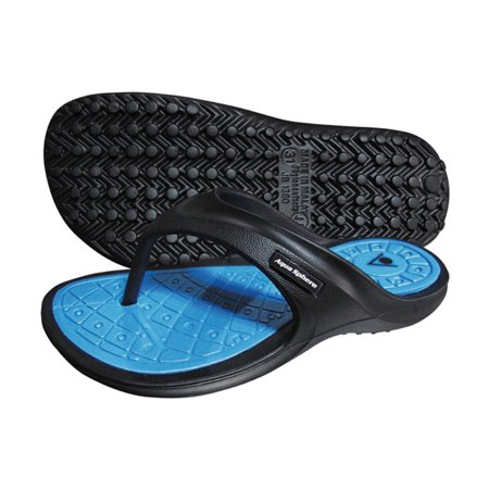 Aqua Sphere Junior Footwear-Tyre Size 1 Blue