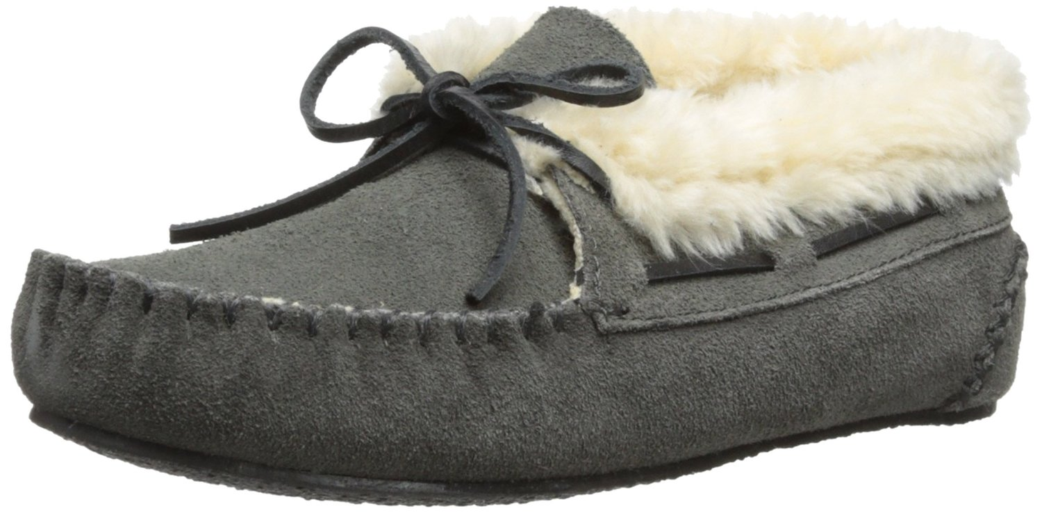 Minnetonka Women's Chrissy Slipper Bootie by Minnetonka Moccasin Company, Inc.
