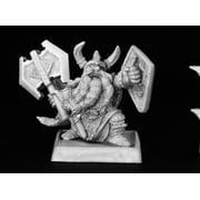 Reaper Miniatures King Axehelm of Kragmarr #14561 Kragmarr Unpainted D&D Mini